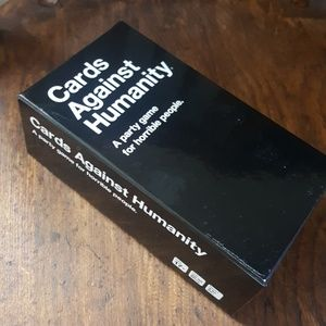 Cards against humanity like new never played